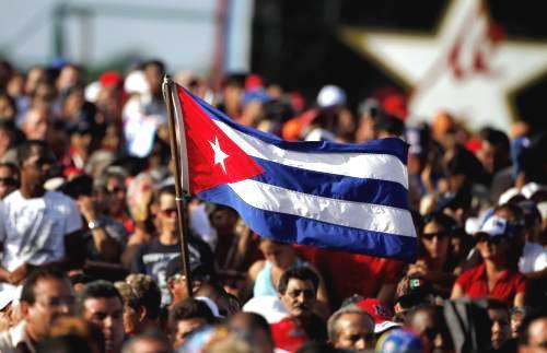 Oslavy 57. výročí kubánské revoluce