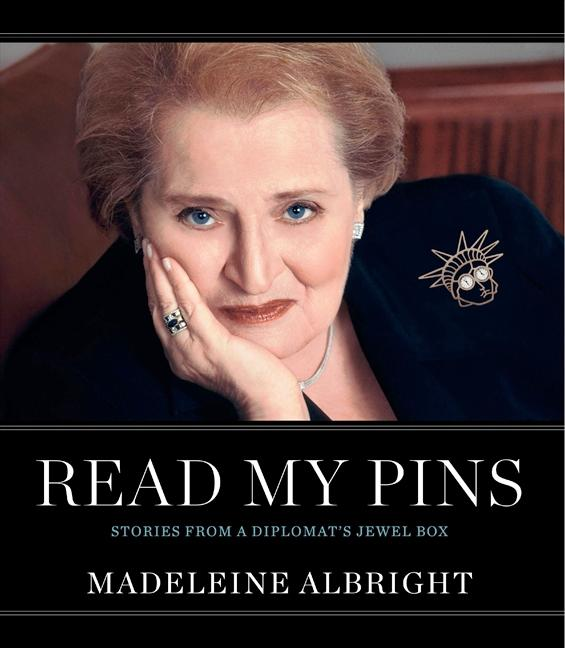 Read My Pins od Madeleine Albrightové
