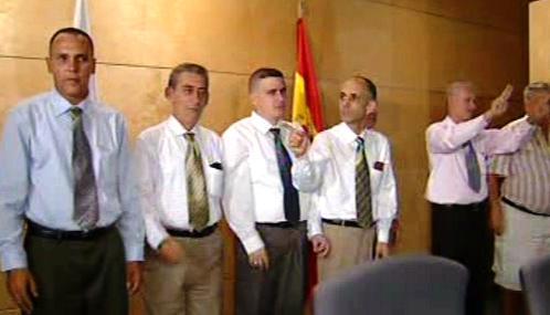 Propuštění kubánští disidenti