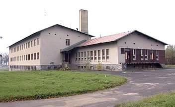 Původní sídlo pohraniční stráže ve Všerubech