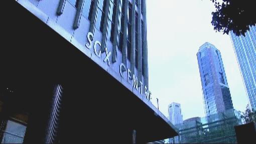 Singapurská burza SGX
