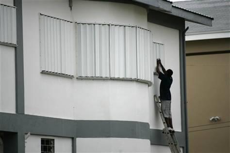 V Belize se připravují na hurikán Richard