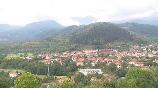 Vesnice v Kosovu