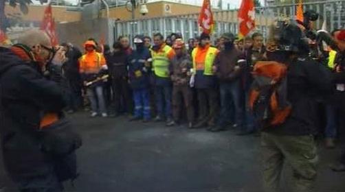 Francouzské protesty