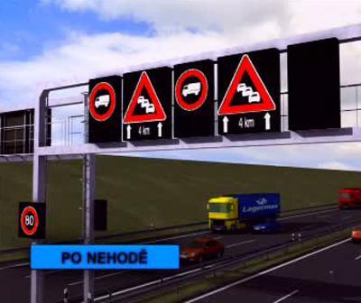 Telematika na dálnici