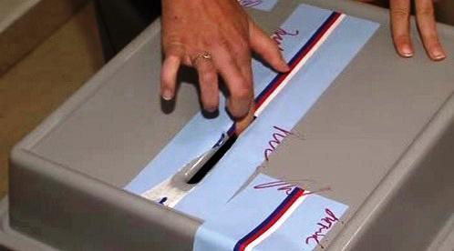 Zahájení voleb