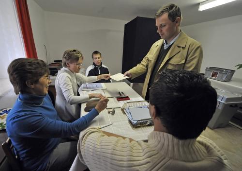 Volební komise