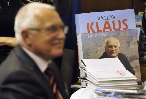 Václav Klaus / Zápisky z cest