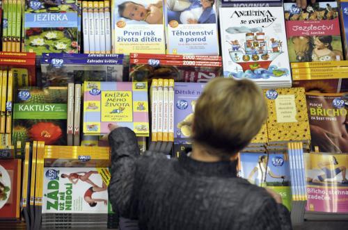 Podzimní knižní veletrh 2010