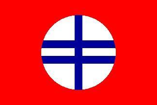 Vlajka Hlinkovy slovenské lidové strany