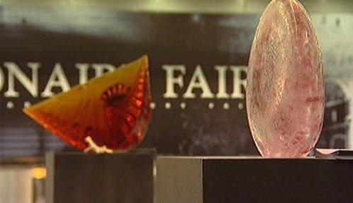 Veletrh luxusního zboží Millionaire Fair