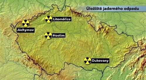Úložiště jaderného odpadu v ČR