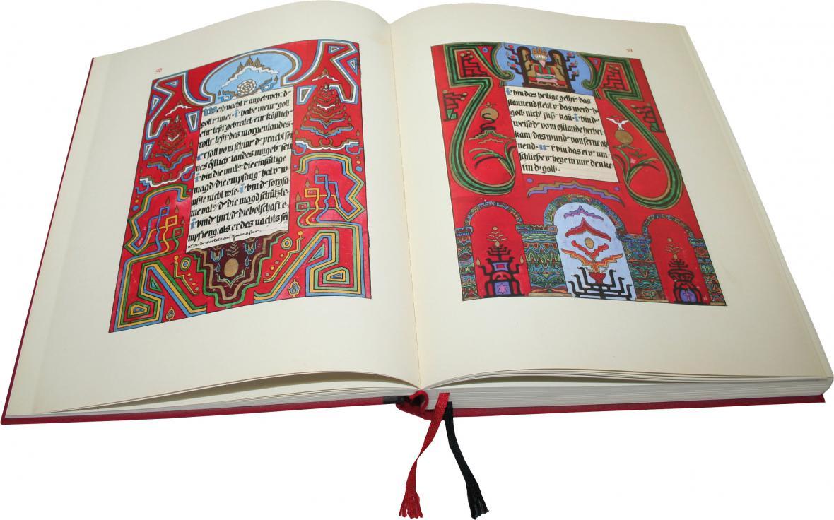 C. G. Jung / Červená kniha