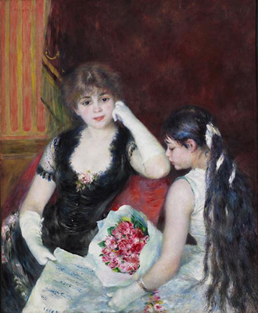Obraz Pierra-Augusta Renoira (1880)