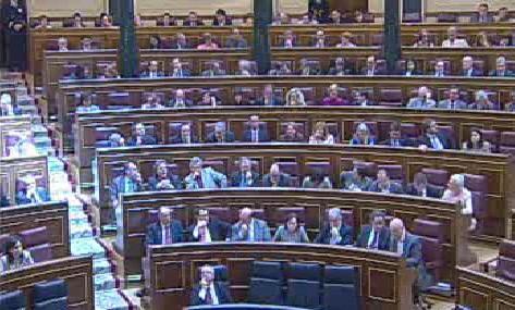 Španělský parlament