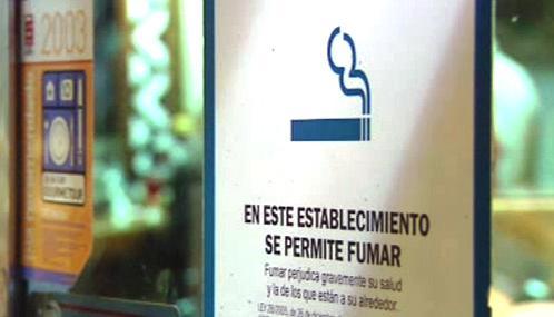Kouření ve Španělsku