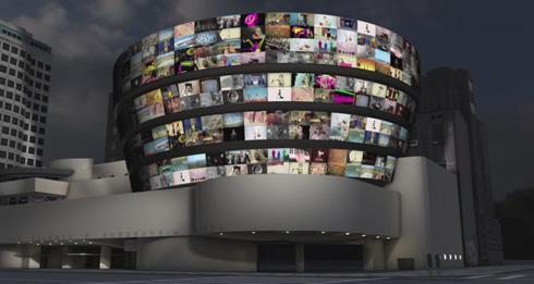 YouTube v Guggenheimově muzeu