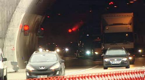 Provoz na Pražském okruhu