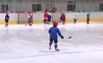 Malí hokejisté Českých Budějovic