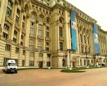 Parlamentní palác v Bukurešti