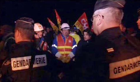 Četníci proti blokádě