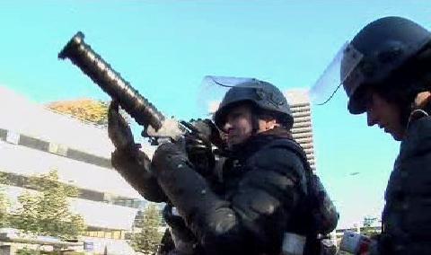 Policie proti násilí