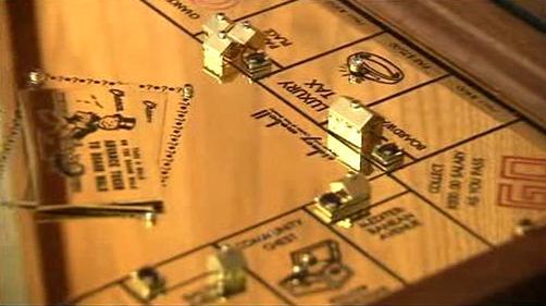 Monopoly ze zlata