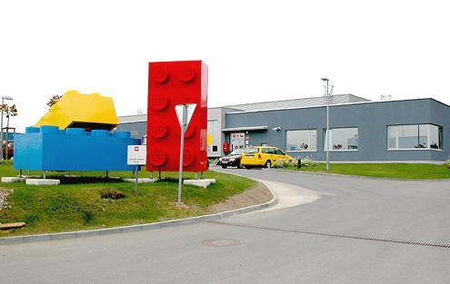 Továrna Lega v Kladně