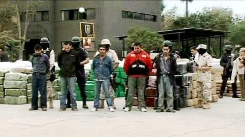 Zatčení překupníci drog