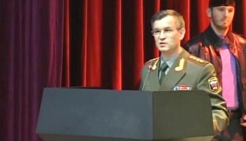 Ruský ministr vnitra Rašid Nurgalijev