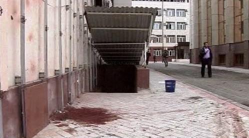 Na čečenský parlament zaútočili teroristé