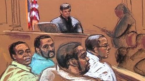 Soud s atentátníky