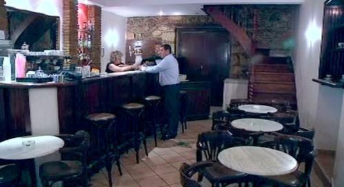 Řecký bar