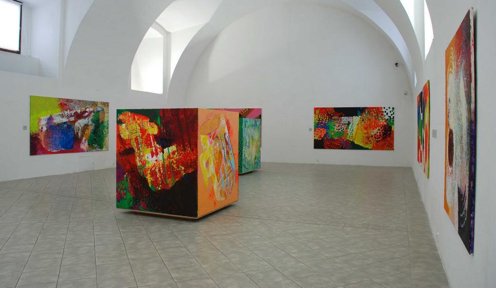 Otakar Slavík / Barvou o život