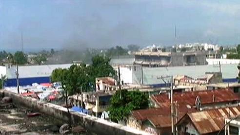 Vězení v Port-au-Prince