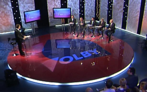 Otázky Václava Moravce 17. 10. 2010