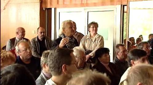Milovičtí diskutují s vedením města