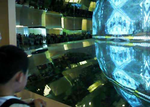 České perly na Expo 2010