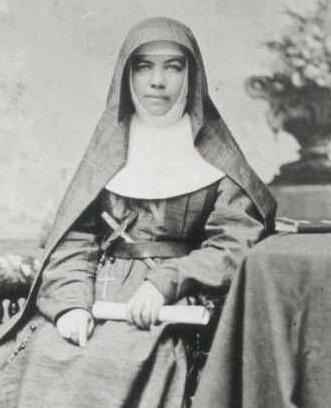 Australská jeptiška Mary MacKillopová