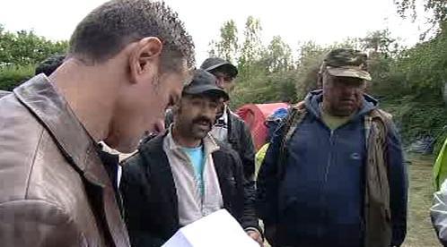 Romové ve Francii