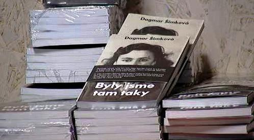 Kniha Dagmar Šimkové