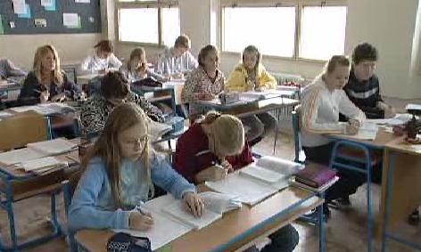 Děti ve škole