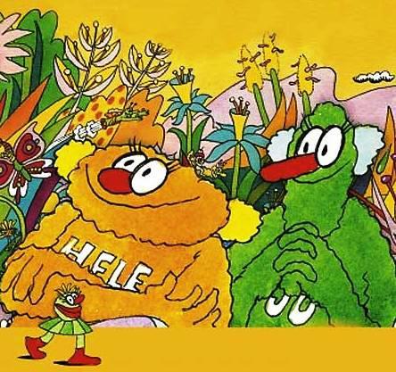 Ilustrace Stanislava Holého
