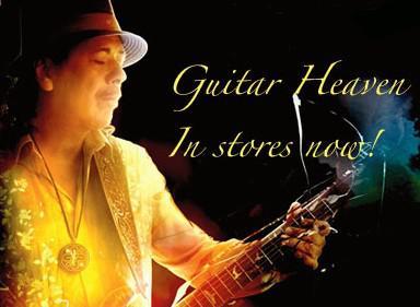 Carlos Santana / přebal CD