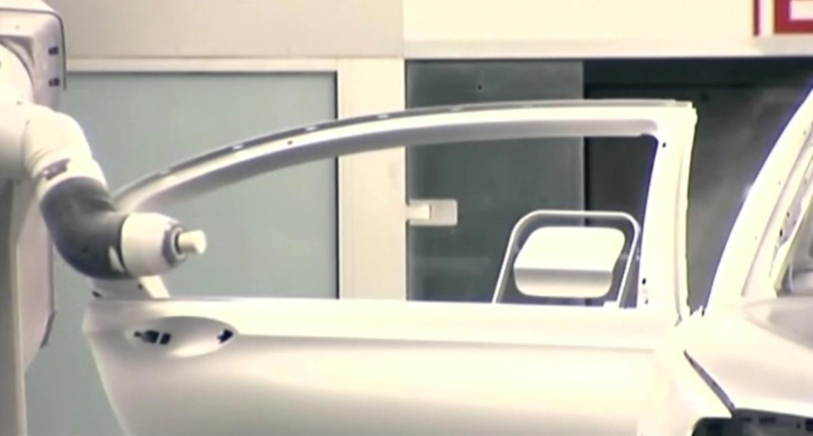 Výroba v BMW