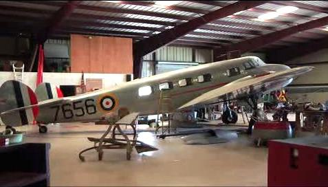 Lockheed Electra L-10A