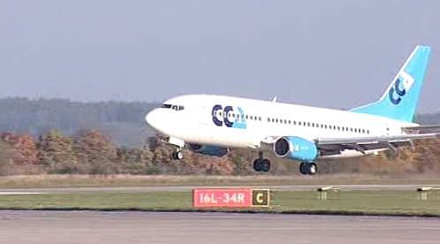 Dopravní letoun Boeing 737