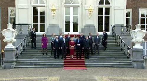 Nizozemská vláda