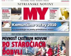 MY - Nitranské noviny