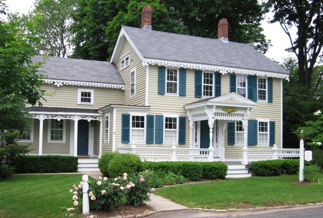 Americký rodinný dům